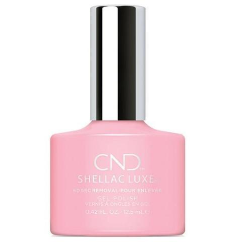 CND - Shellac Luxe Be Demure 0.42 oz - Nails Plus Depot