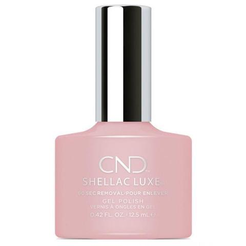 CND - Shellac Luxe Nude Knickers 0.42 oz - Nails Plus Depot