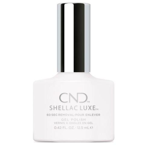 CND - Shellac Luxe Cream Puff 0.42 oz - Nails Plus Depot