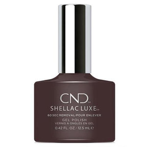 CND - Shellac Luxe Fedora 0.42 oz - - Nails Plus Depot