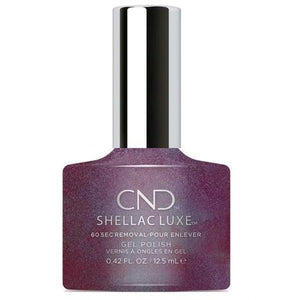 CND - Shellac Luxe Patina Buckle 0.42 oz - Nails Plus Depot