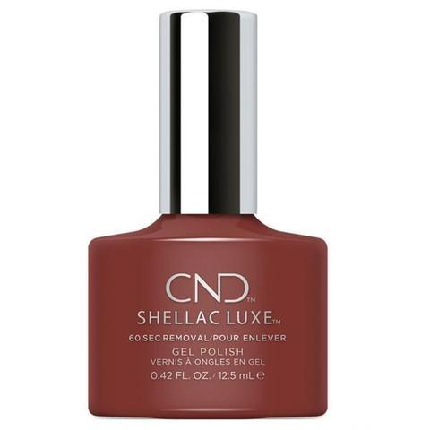CND - Shellac Luxe Oxblood 0.42 oz - Nails Plus Depot