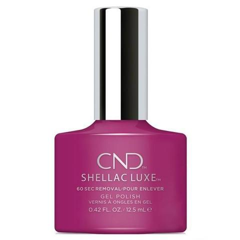 CND - Shellac Luxe Brazen 0.42 oz - Nails Plus Depot