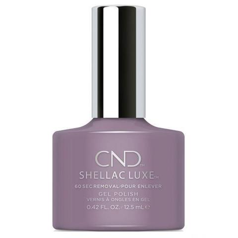 CND - Shellac Luxe Alpine Plum 0.42 oz - Nails Plus Depot