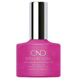 CND - Shellac Luxe Magenta Mischief 0.42 oz - Nails Plus Depot