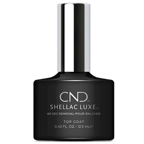 CND - Shellac Luxe Top Coat 0.5 oz - Nails Plus Depot