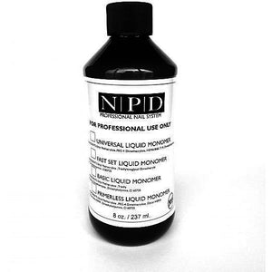 ADVANCED LIQUID MONOMER (PRIMERLESS FORMULA) - Nails Plus Depot