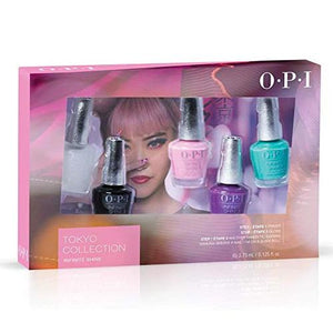 OPI Mini Infinite Shine Tokyo Collection - Nails Plus Depot