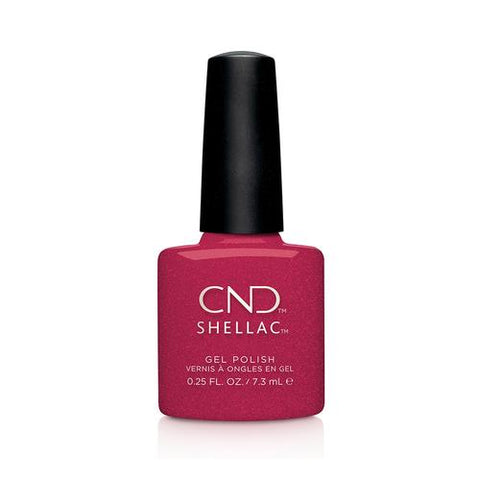 CND - Shellac Kiss Of Fire 0.25 oz - Nails Plus Depot