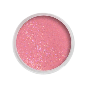 COLOR ACRYLIC POWDER– PINK FAIRY DUST  1/2 OZ - Nails Plus Depot