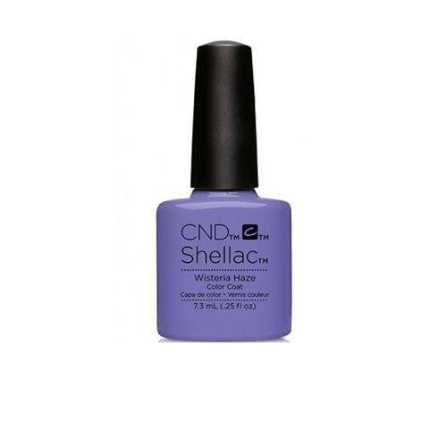 CND SHELLAC - WISTERIA HAZE  .25 OZ. - Nails Plus Depot