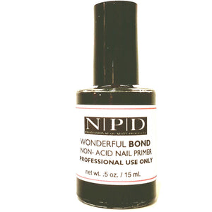 PROTEIN BOND (NON-ACID PRIMER) 15ML. - Nails Plus Depot