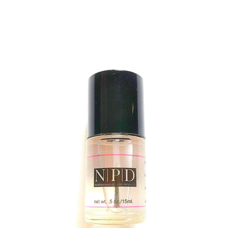 ALL IN ONE - protective base & top coat 15 ml. - Nails Plus Depot - Professional Nail Supplies