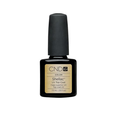CND SHELLAC - TOP COAT  .25 OZ. - Nails Plus Depot