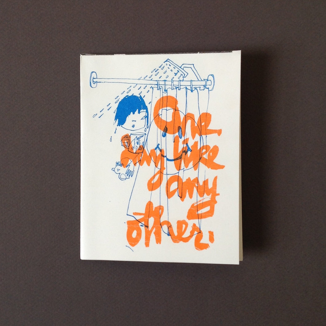 One Day Like Any Other zine no.1