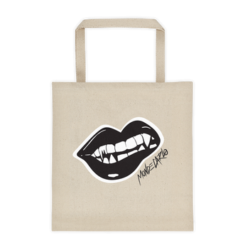 BLOOD BITE Tote Bag