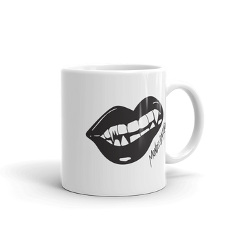 BLOOD BITE Coffee Mug