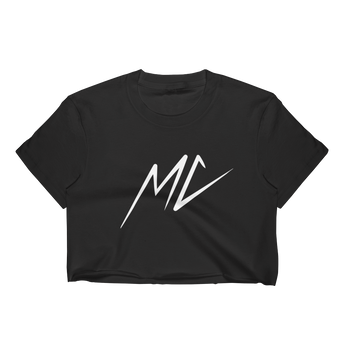 M.C. Cropped Tee