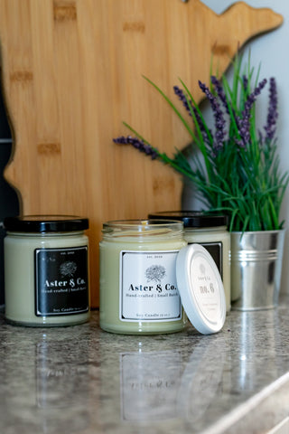Buy 3 Get 1 Free Soy Candle Buy