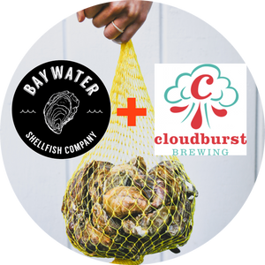 Cloudburst // Baywater Oyster Box (Cloudburst on Shilshole 12/11-12/13 Pickup)