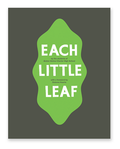 Each Little Leaf Book Cover