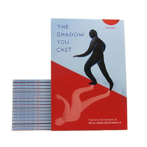 The Shadow You Cast (826NYC)