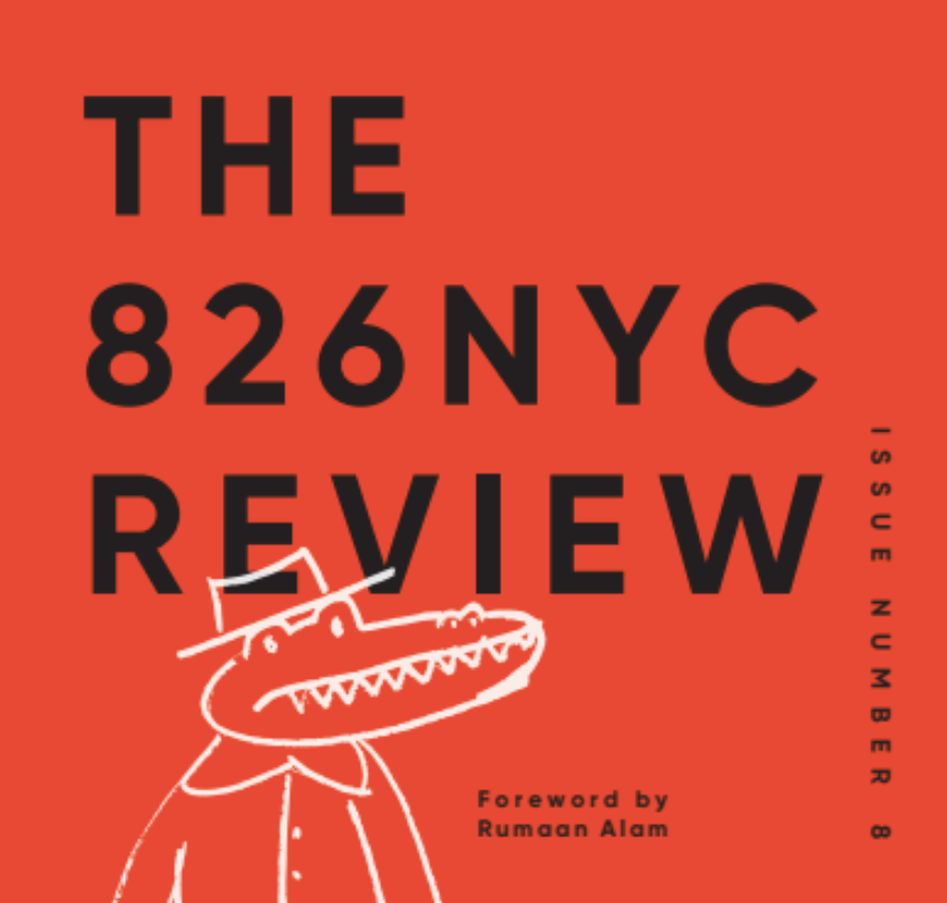 The 826NYC Review No. 8 (826NYC)