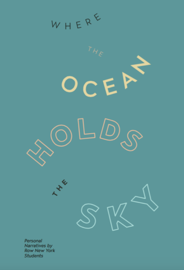 Where the Ocean Holds the Sky (826NYC)