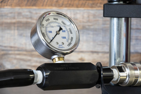 How to read a pressure gauge