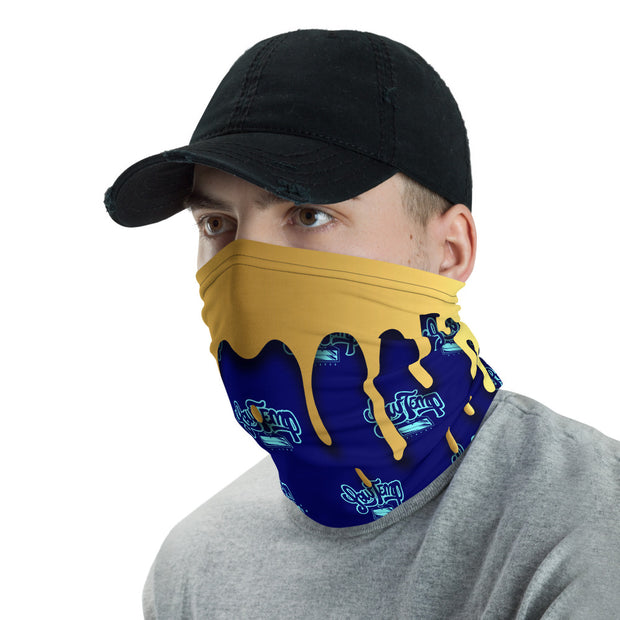 Lowtemp Face Mask - Blue