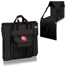 Atlanta Hawks - Stadium Seat by Picnic Time (Black) -PASSIONFORGAME