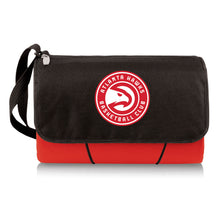 Atlanta Hawks - 'Blanket Tote' Outdoor Picnic Blanket by Picnic Time (Red) -PASSIONFORGAME