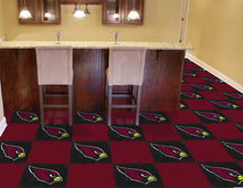 Arizona Cardinals Team Carpet Tiles -PASSIONFORGAME