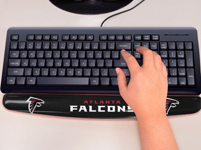 Atlanta Falcons Gel Wrist Rest -PASSIONFORGAME