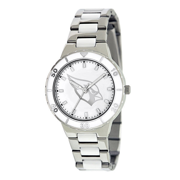 Arizona Cardinals Pearl Ladies Watch -PASSIONFORGAME