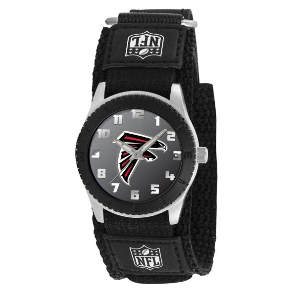 Atlanta Falcons Kids Rookie Watch-Black -PASSIONFORGAME