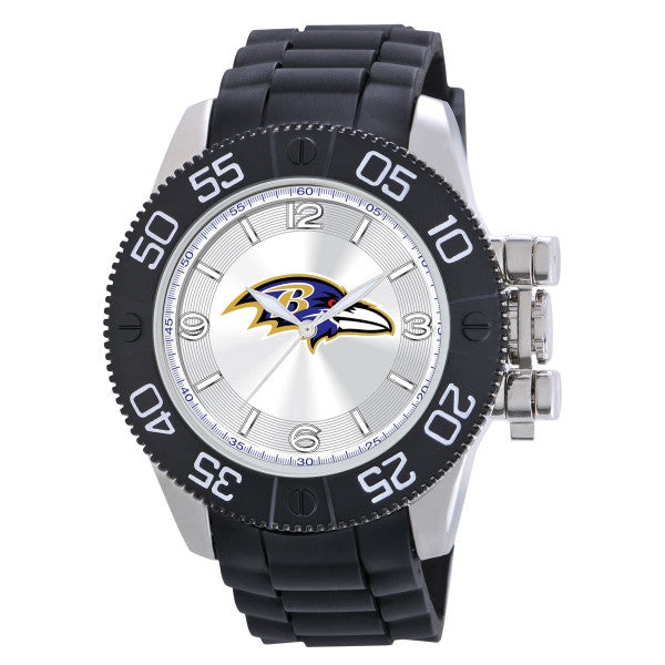 Baltimore Ravens Mens Beast Series Watch -PASSIONFORGAME