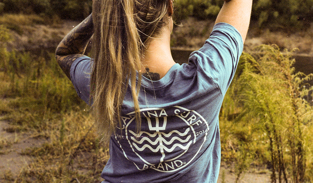 Carolina Surf Brand T-shirt