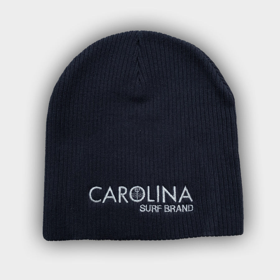 Wide-Ribbed Beanie