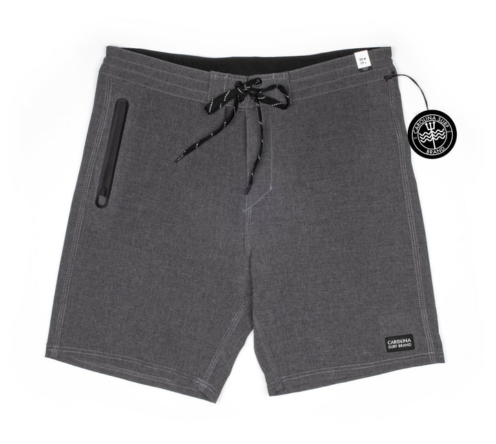 Go To Boardshorts Charcoal