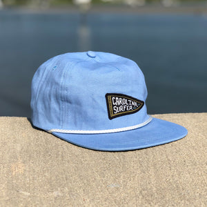 Sky Blue Cap'n Carolina Surfer