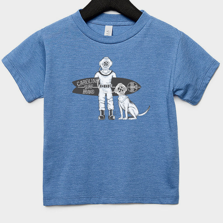 Diver Doggy Blue (TODDLER)