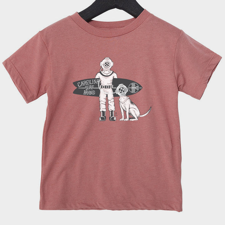 Diver Doggy Mauve (TODDLER)