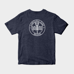 Logo OG Heather Navy
