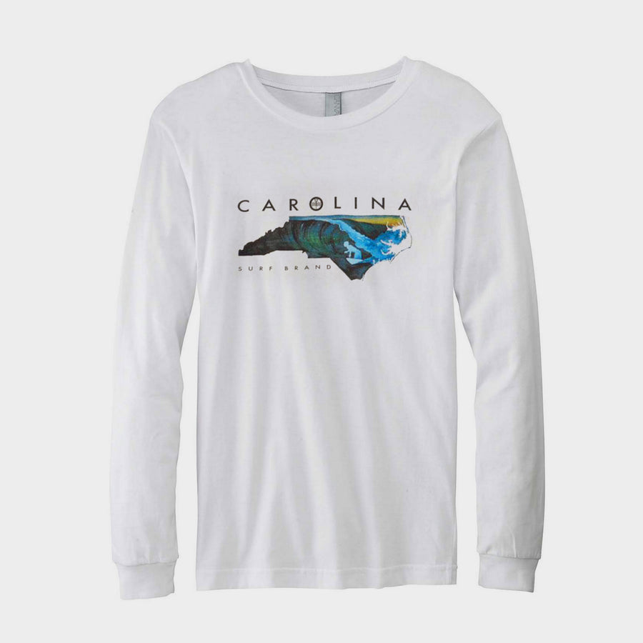 "North Carolina ""The Ride"" Longsleeve T"