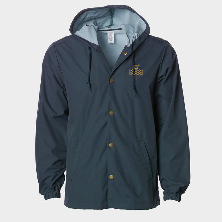 Trident Coaches Windbreaker