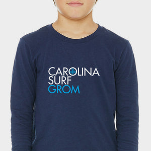 Carolina Surf Grom Long Sleeve (YOUTH)