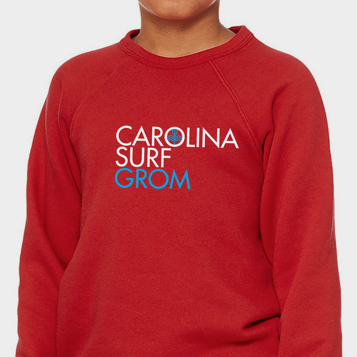 Carolina Surf Grom Crew (YOUTH)