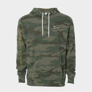 Carolina Surfer Camo Sweatshirt