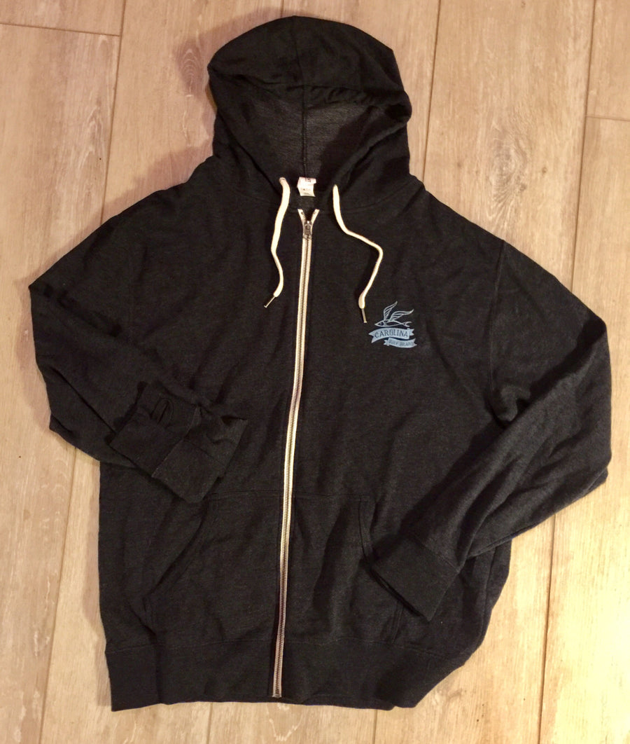 Flying Fish Zip Up Hoodie